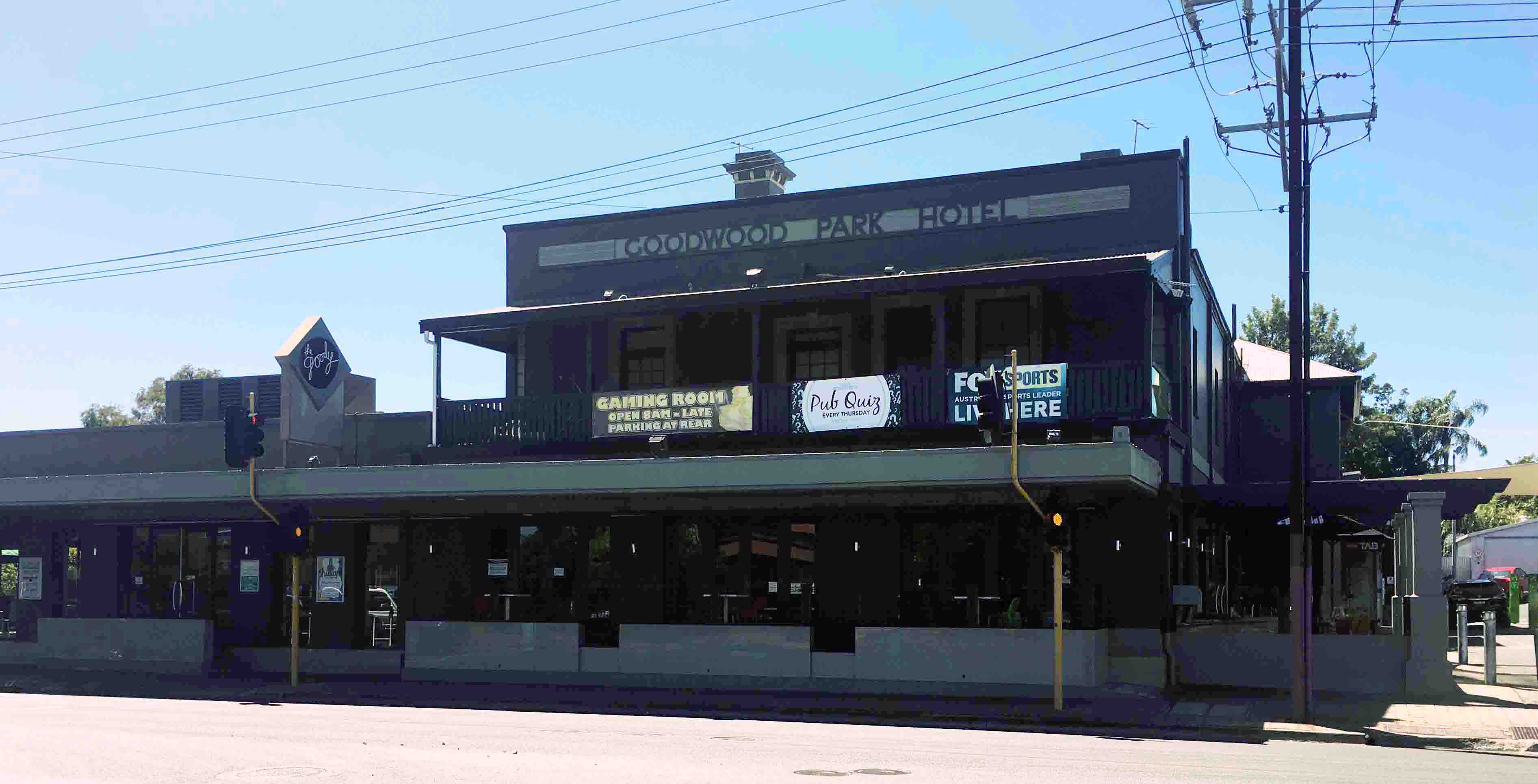 SA meeting venue - Goody Hotel