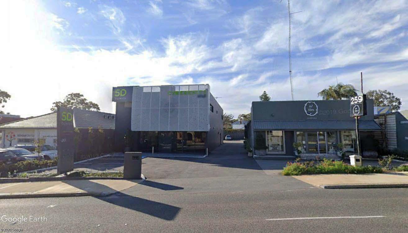 Western Australia ANAA Meeting Venue - 5D Clinic